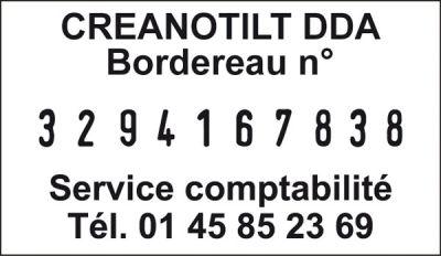 Trodat Metal line 55510PL