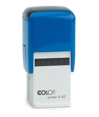 Colop Printer Carré Dateur Q 43 Dateur