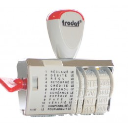 tampon Trodat Metal line 1117