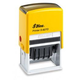 Tampon Shiny Printer Line S-827D
