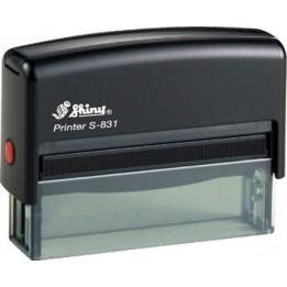 tampon encreur Shiny Printer Line S-831