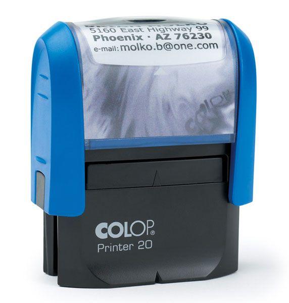 Tampon Colop Printer Vision 20