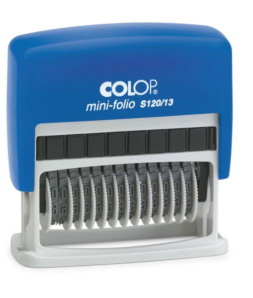Colop Printer S 100 Mini dateur S 120/13